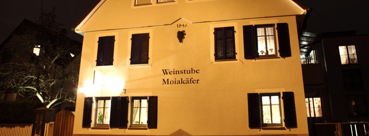Weinstube Moiakäfer